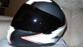 Casca Moto Shoei XR 1100 - XS - 2 Viziere - Model Skeet